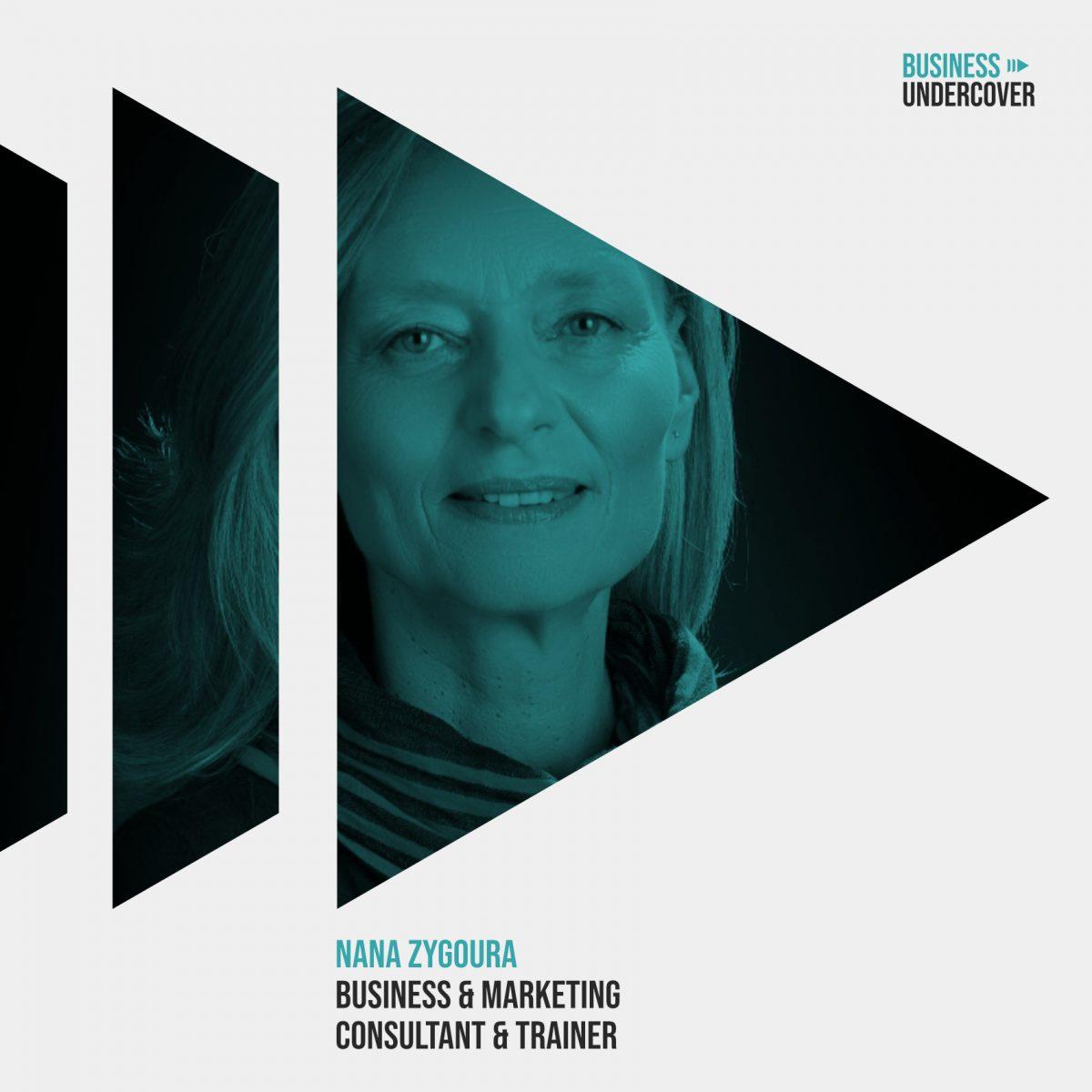 Αποστολή & Όραμα: Γιατί υπάρχουν οι επιχειρήσεις; — Νανά Ζυγούρα