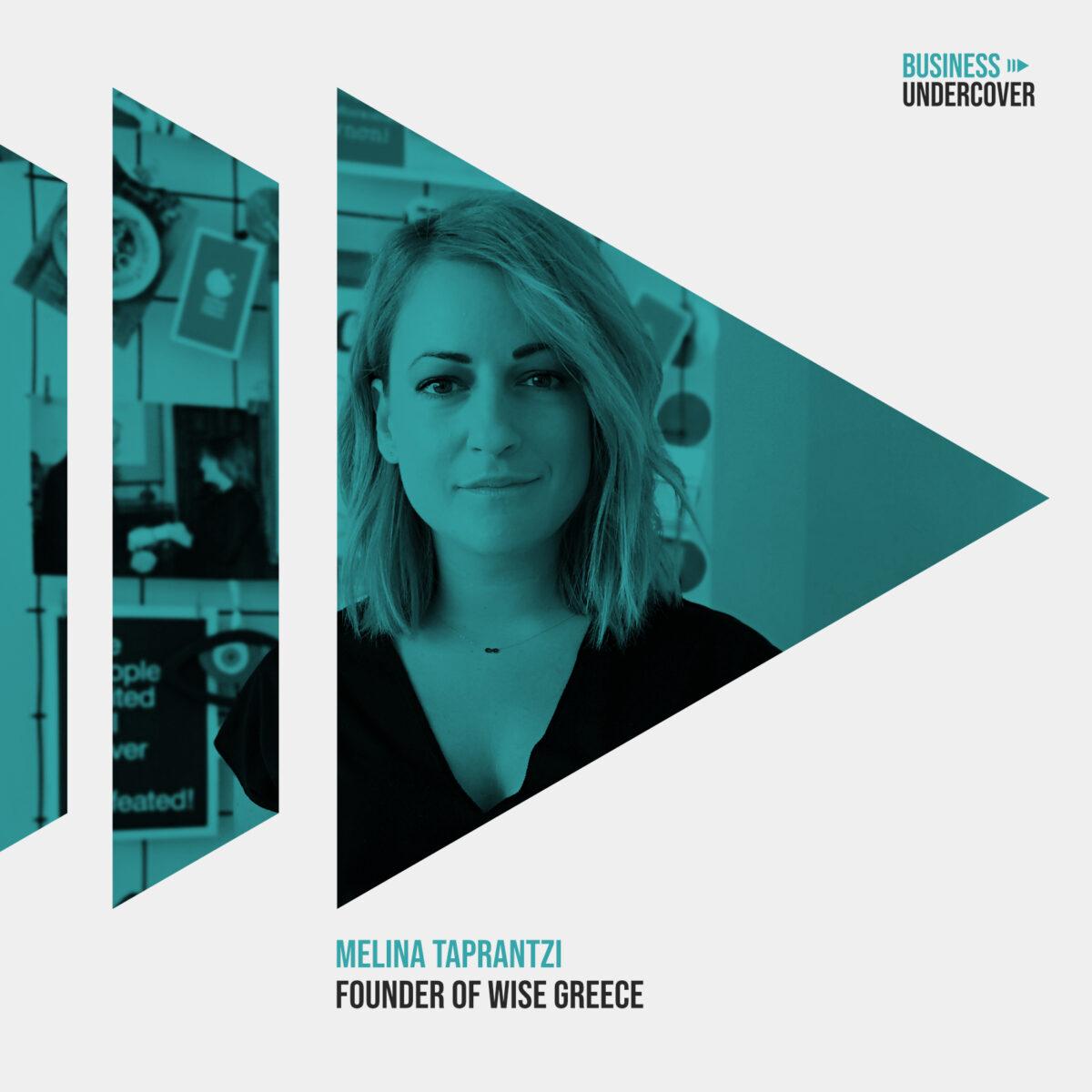 Πως μια ΜΚΟ στηρίζει Έλληνες παραγωγούς και ανθρώπους που έχουν ανάγκη — Μελίνα Ταπραντζή