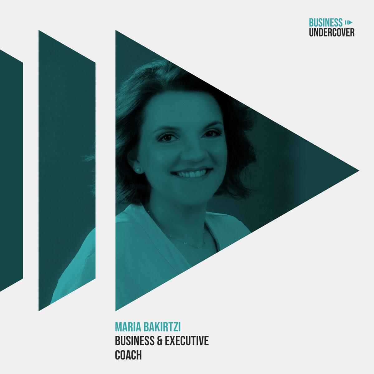 Executive Coaching: Πως να πετύχεις τους στόχους σου ως leader — Μαρία Μπακιρτζή